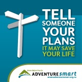 Tell Someone Your Plans It May Save Your Life - AdventureSmart