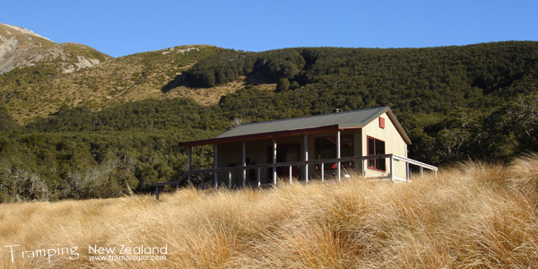 Speargrass Hut